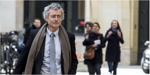 Le juge français Van Ryumbeke parti à la retraite en Mai 2019