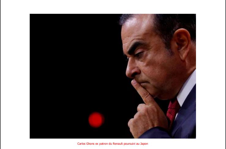 AFFAIRE LAMINE ET PAPE MASSATA DIACK: Une machination du parquet financier français (Mouth Bane)