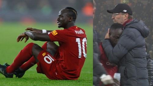 Liverpool : Sadio Mané absent 3 matchs
