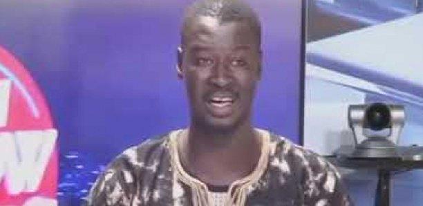 VIDEO - Affaire Guy Marius Sagna: Daouda Guèye craque sur le plateau de la SenTv