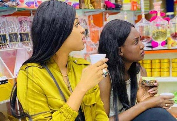 PHOTOS - Les actrices Ndèye Astou Sall et Bébé Sy sont devenues inséparables