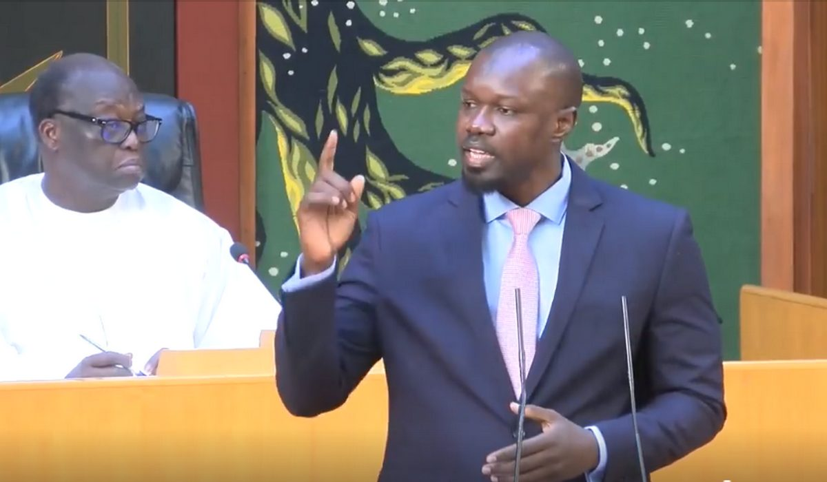 Ousmane Sonko: «Le seul responsable de la corruption au Sénégal, s'appelle Macky Sall»