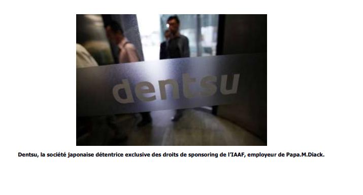 AFFAIRE LAMINE DIACK : Le plus flagrant complot judiciaire de France  ( Mouth Bane)