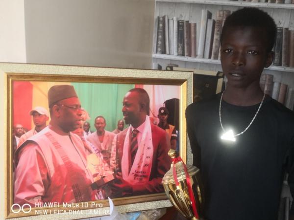 Découverte - Fallou Diop, 13 ans, vainqueur du Grand Prix du Chef de l'Etat des courses hippiques