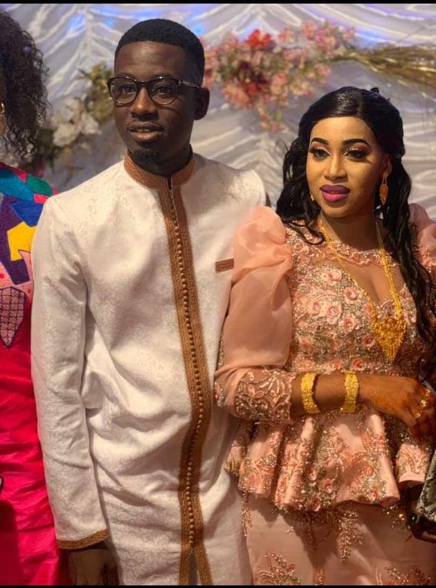 Carnet blanc: Le chanteur Aboubacry Samb s'est marié