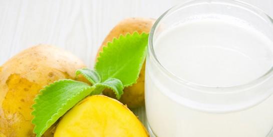 La pomme de terre, une solution naturelle pour soulager la gastrite, l'ulcère