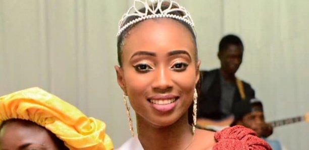 Miss Sénégal 2020: La déception d' Ami Dioum, la 17ère dauphine