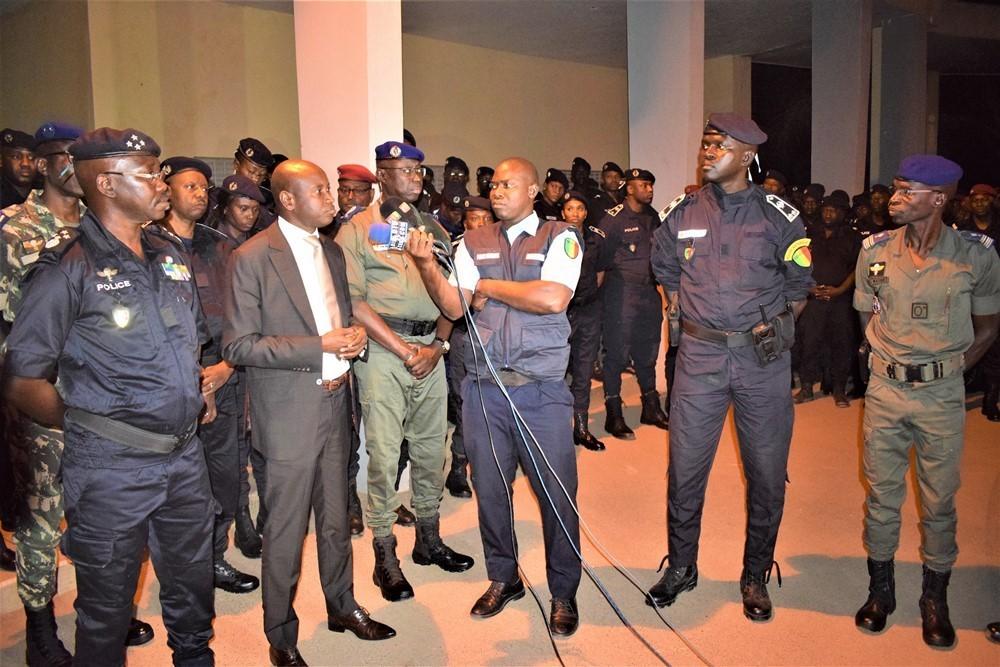 Opération conjointe Police/Gendarmerie: 479 individus interpellés sur l'axe Dakar, Touba et Kaolack