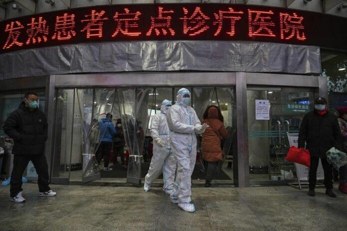 Coronavirus : plus de 8 100 personnes contaminées et 170 morts, l'OMS décrète l'urgence internationale