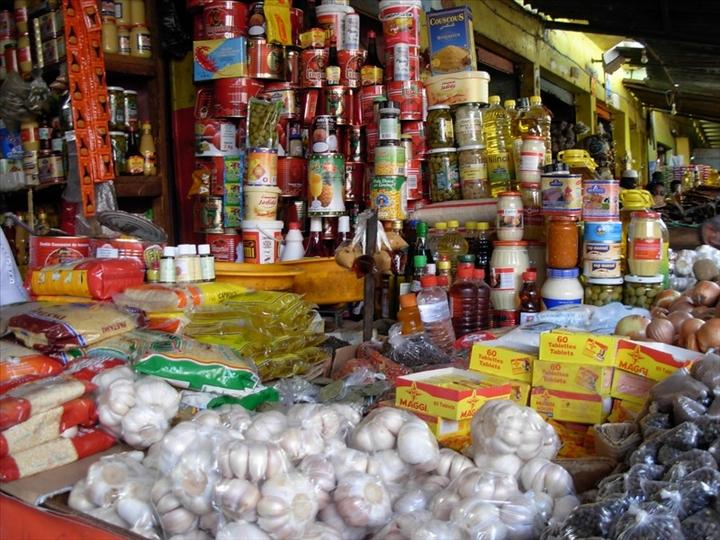 Denrées de première nécessité: Les prix de l'huile, du riz et du lait flambent