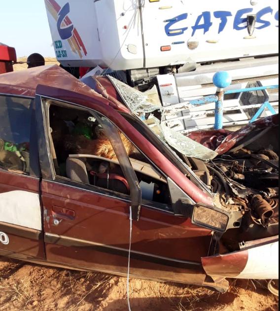 Thiès: 3 morts et des blessés graves dans un accident sur l'axe Diogo-Fass Boye