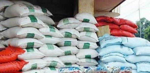 Dakar : plus de 150 tonnes de riz impropre à la consommation saisies