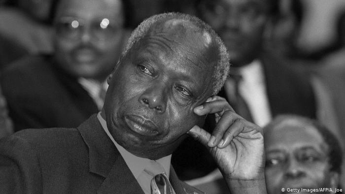 Kenya : l'ancien président Daniel Arap Moi est mort