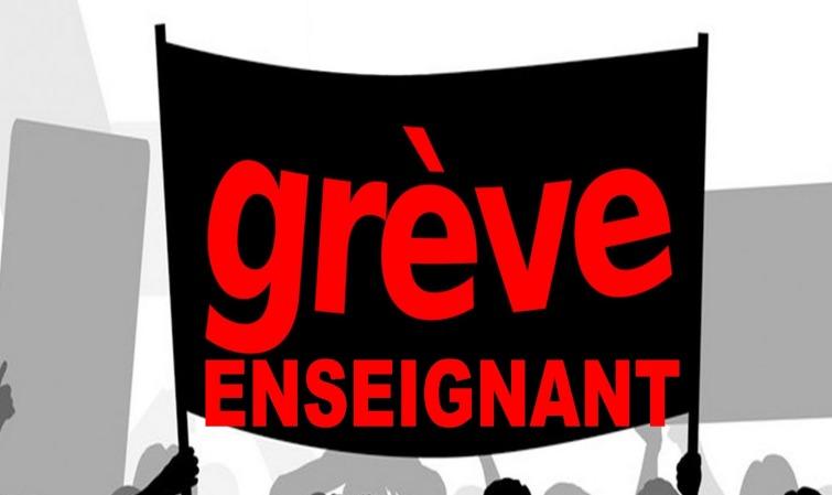 Education: Le G7 observe un débrayage aujourd'hui et une grève demain