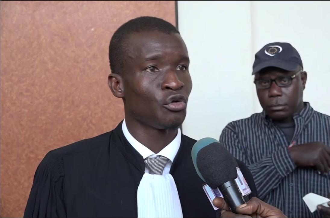 Affaire Thione Niang:  son avocat, Me Bamba Cissé répond à la Police  (Document)