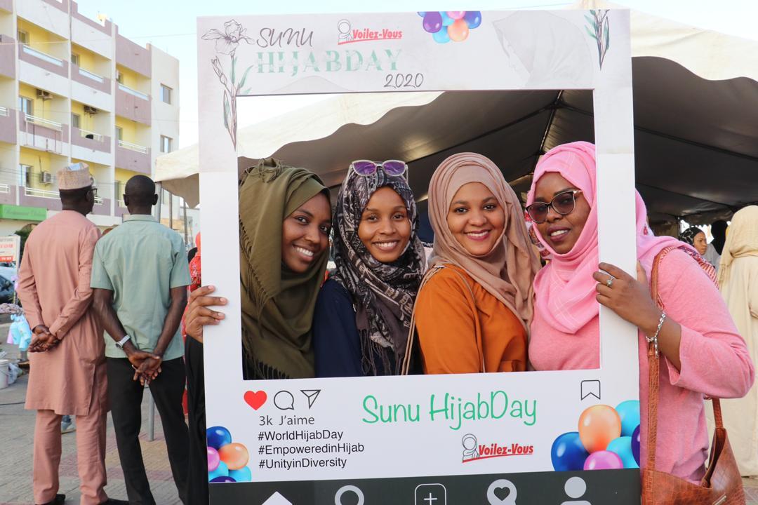 Admirez les beaux clichés du Worl Hijab Day 2020