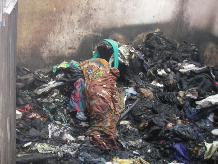 Drame à Touba: Deux enfants d'une famille meurent calcinés dans un incendie