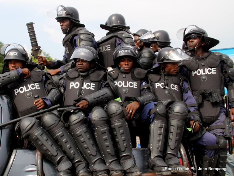 Urgent - Des policiers et gendarmes partout à Saint-Louis