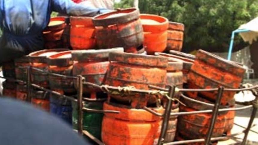 Gaz butane : Une hausse du prix en perspective