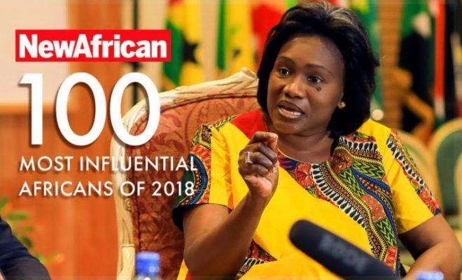 La diplomate sénégalaise Michelle Ndiaye, nommée Représentante de l'Ua en République démocratique du Congo