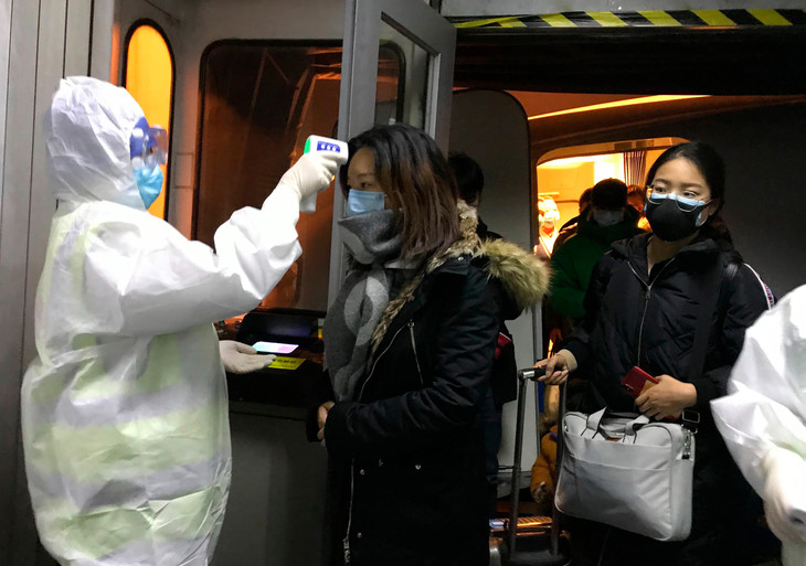 Coronavirus: 1,8 million d'euros, un don de la Guinée équatoriale à la Chine