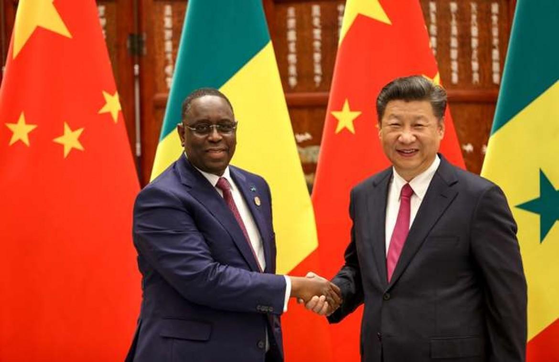 Coronavirus : le Président chinois adresse ses « remerciements » à Macky Sall