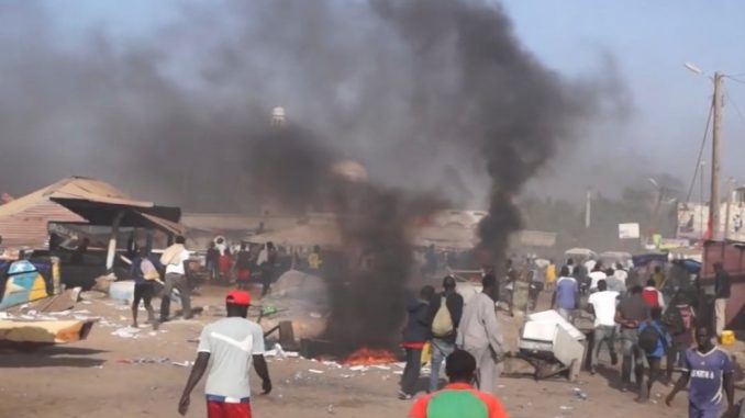 Manifestation des pêcheurs à Saint-Louis: la Sénélec évalue le saccage de son agence à 50 millions FCFA