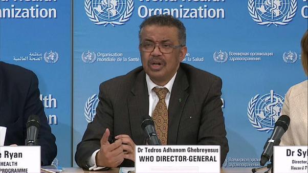 Coronavirus en Chine: L'OMS lance un appel de fonds de 613 millions d'euros