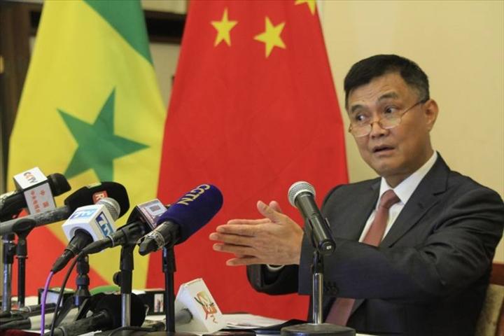 Coronavirus: « le rapatriement des Sénégalais de Wuhan n'est pas une urgence », selon l'ambassadeur de Chine à Dakar