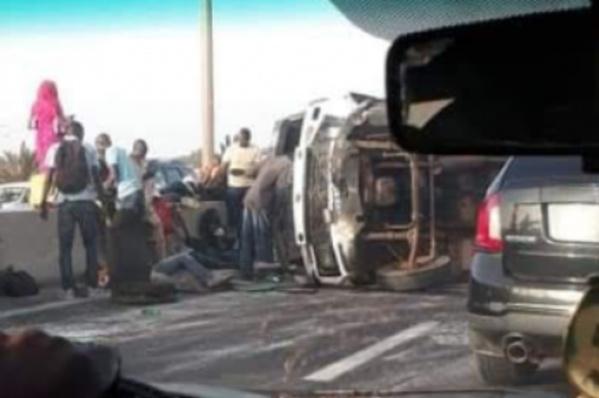 Circulation: 4.000 accidents, 600 morts et 74 milliards FCFA perdus par an