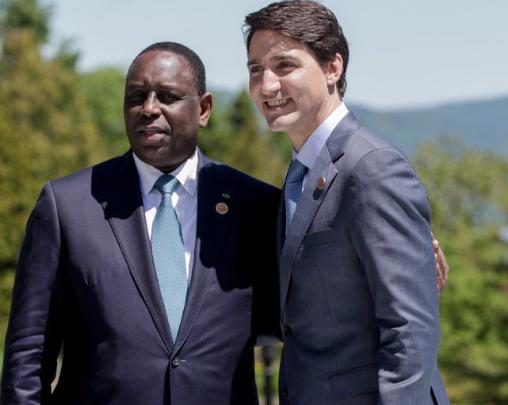 Justin Trudeau à Dakar: Le PM canadien va aussi parler de « l'égalité des sexes »