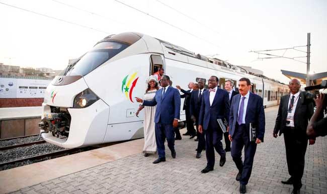 Démarrage du Ter : L'ambassadeur de France confirmé par Abdou Ndéné Sall