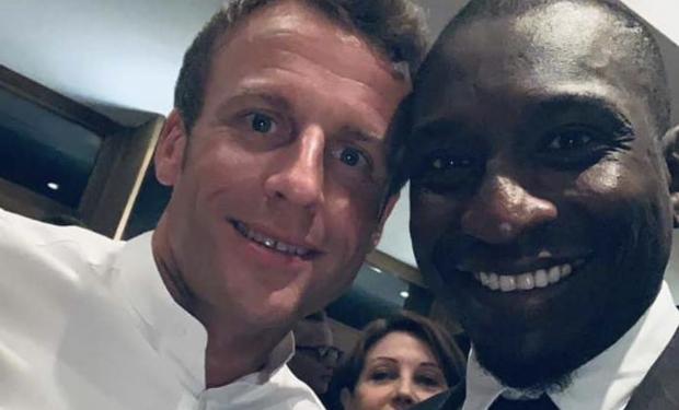 Mamadou Niang, candidat aux municipales: «Tout est parti d'un dîner avec Emmanuel Macron»