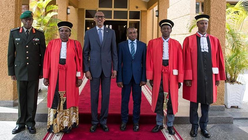 Rwanda : 47 juges révoqués pour corruption