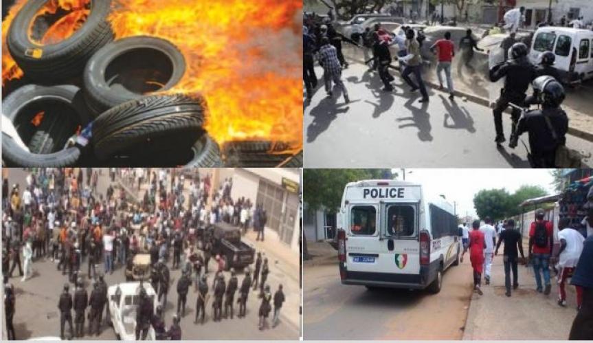 Décès de Lamine Koïta à Fatick : un député conspué et sérieusement pris à partie chez le défunt