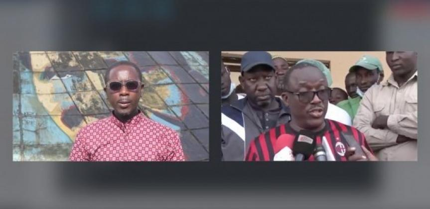 Citation directe : Pape Alé Niang, Nafi Ngom Keïta et Mody Niang devant le tribunal de Dakar le 10 mars