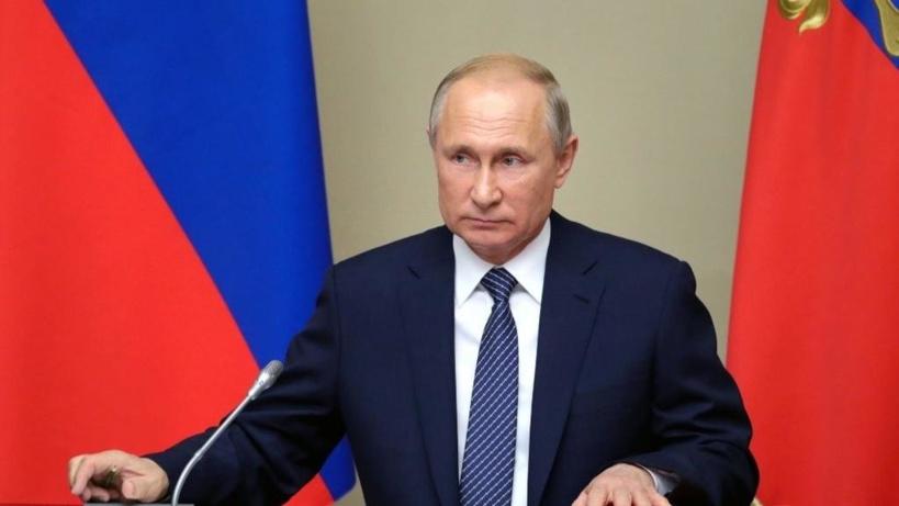 Russie : Un mariage, c'est « un homme et une femme » pour Vladimir Poutine