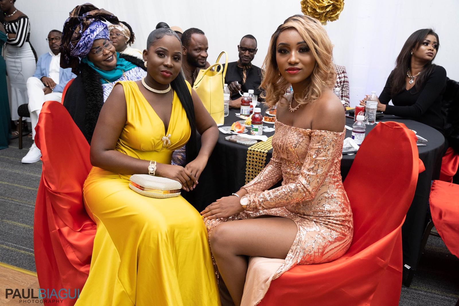"""PHOTOS - Lancement du film «Daddy coming to America»: Admirez les """"Sagné"""" des Sénégalaises et Gambiennes d'Atlanta"""