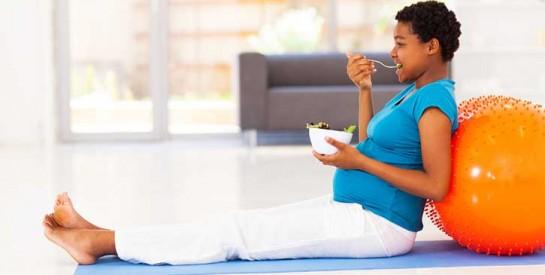 En 6 étapes, une alimentation saine pour le bien du bébé que vous portez