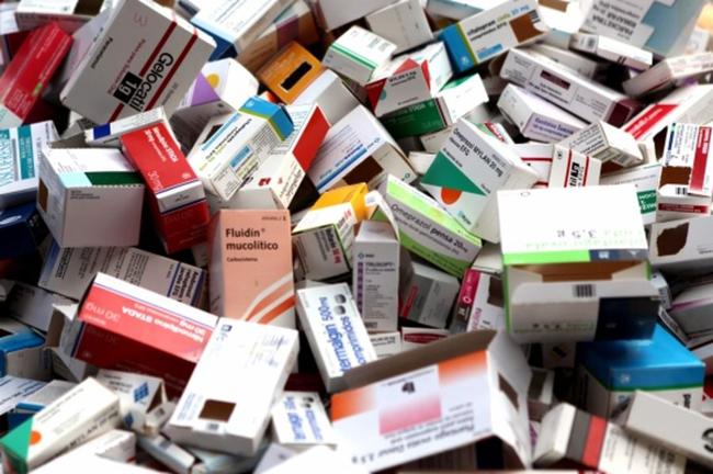 Kaffrine: La Subdivision des Douanes a saisi plus d'une tonne de faux médicaments