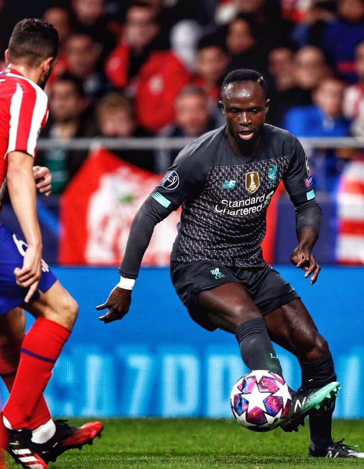 LDC - Après la défaite à Madrid: Sadio Mané avertit les hommes de Diego Simeone
