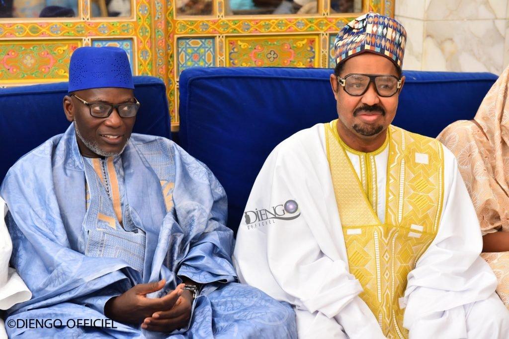 Les images du baptême royal de Cheikh Akhmadou Bamba, fils d'Ahmed Khalifa Niasse