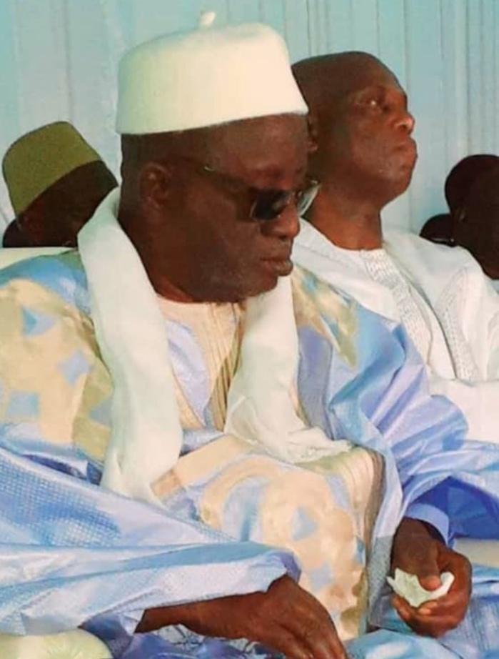 Nécrologie: décès de El Hadji Lamine Ngom, Khalife général de Mame Rawane Ngom de Mpal