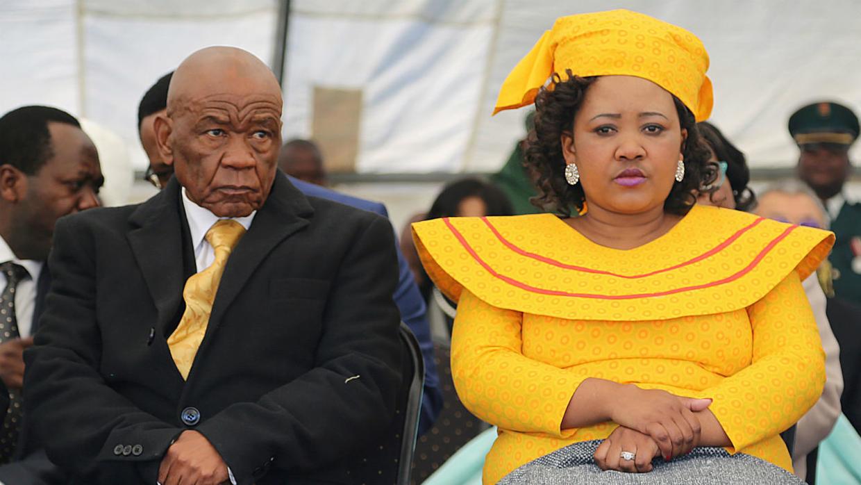 Lesotho : inculpé pour le meurtre de son ex-femme, le Premier ministre Thomas Thabane démissionne