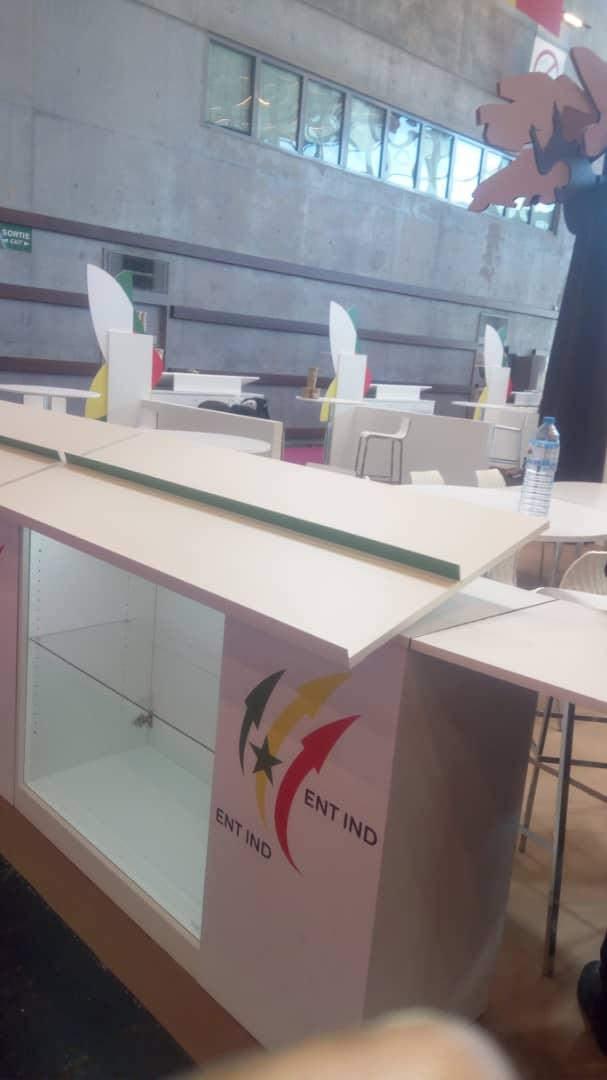 Salon de l'Agriculture de Paris : les exposants sénégalais accusent un grand retard pour s'installer