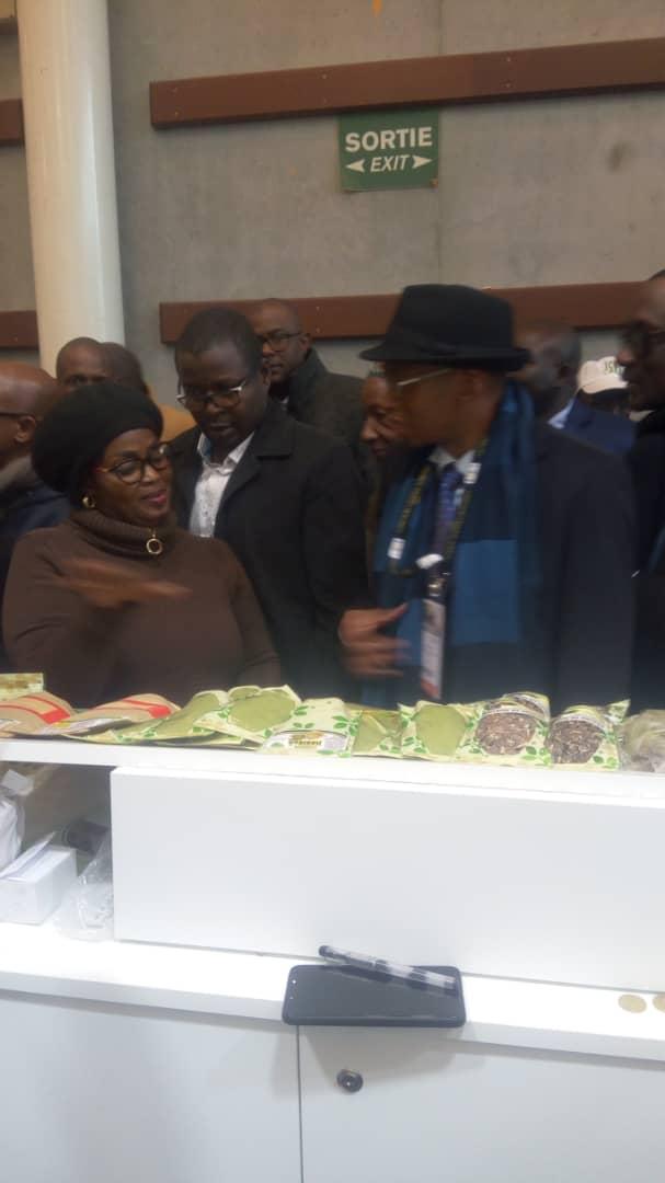 Salon de l'Agriculture de Paris: Le ministre de l'Agriculture se félicite de la qualité des produits « made in Sénégal »