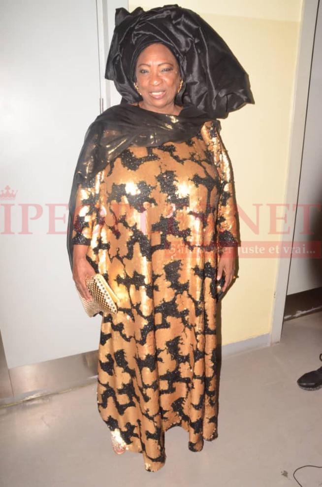 PHOTOS - Admirez le retour de Marie Madeleine Diallo au Sargal de Néné Komé