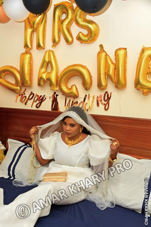 Revivez en images le mariage royal de Tima Thiaré