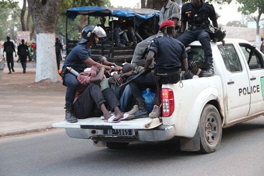 Sécurité publique: La Direction révèle la zone la plus dangereuse