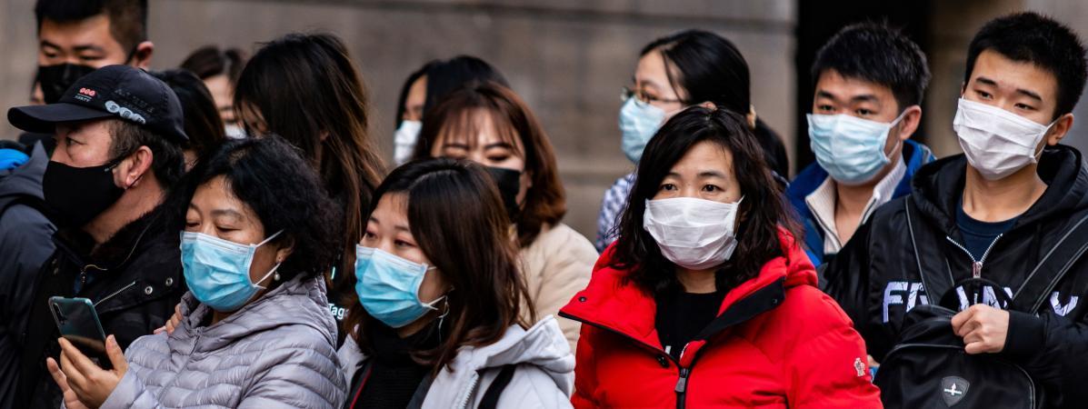 Corée du Sud: 200 000 masques commandés auprès d'un Sénégalais